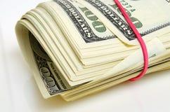 Cashing. Royalty Free Stock Images