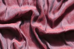 Cashmere wool with textured effect Royalty Free Stock Images