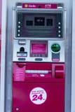 Cashpoint, ATM stock afbeeldingen