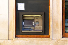 Cashpoint Royalty Free Stock Images