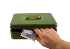 Cashtin Thief Stock Image