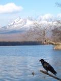 Casi parque nacional de Onuma Imágenes de archivo libres de regalías