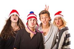 Casi tiempo de la Navidad Imagen de archivo