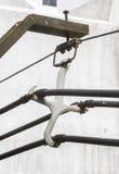 Casier électrique de fil Image libre de droits