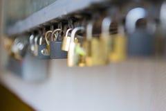 Casiers de protection Photos libres de droits