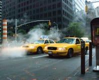 Casilla amarilla Imagenes de archivo