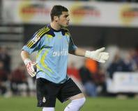 Casillas 021 Arkivfoton