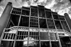 Casinò abbandonato Fotografia Stock Libera da Diritti