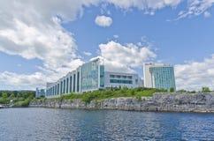Casinò, Bacca-Leamy Gatineau, Quebec, Canada di Hilton Fotografia Stock