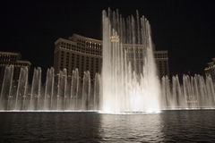 Casinò dell'hotel di Las Vegas Bellagio, Immagine Stock