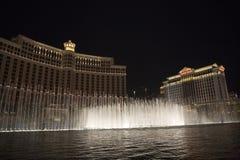 Casinò dell'hotel di Las Vegas Bellagio, Fotografia Stock