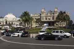 Casinò di Monte Carlo Fotografie Stock Libere da Diritti