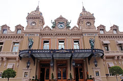Casinò Monte Carlo, Monaco immagini stock libere da diritti