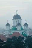Casin Monastery Royalty Free Stock Photography