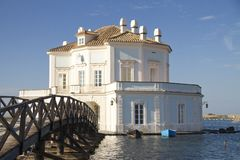 Casina Vanvitelliana Royalty Free Stock Images