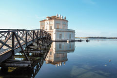 Casina Vanvitelliana, Fusaro, Bacoli Stock Image