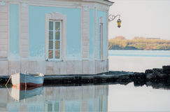 Casina vanvitelliana, Fusaro, Bacoli Royalty Free Stock Photo