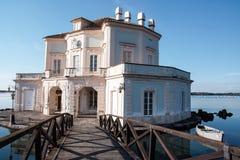 Casina vanvitelliana, Fusaro, Bacoli Stock Images