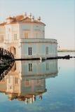 Casina vanvitelliana, Fusaro, Bacoli Royalty Free Stock Image