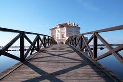 Casina vanvitelliana, Fusaro, Bacoli Royalty Free Stock Photography