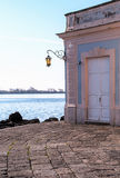 Casina vanvitelliana, Fusaro, Bacoli Royalty Free Stock Photos