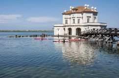 Casina Vanvitelliana Near Naples, Italy Royalty Free Stock Photography