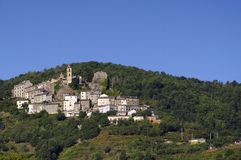 Casinca Dorf Stockbilder