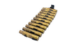 Casing ammunition Stock Photo