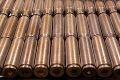 Casings are connected together Stock Photography