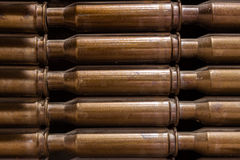 Casings are connected together Royalty Free Stock Photos