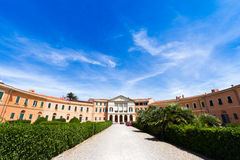 Casini d'Ardenza in Leghorn, Italy Stock Photo