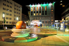 Casino à Innsbruck, le Tirol Photo stock