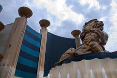 Casino à Las Vegas au Nevada Etats-Unis Photo stock