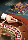 Casino. In Lugano City, Switzerland Stock Image
