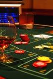 Casino Fotografía de archivo