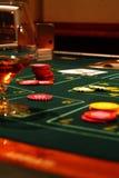 Casino Fotografía de archivo libre de regalías