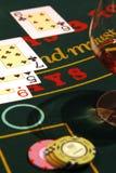 Casino Imagen de archivo libre de regalías