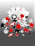 Casino 2 Royalty Free Stock Images