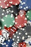 Casino imágenes de archivo libres de regalías