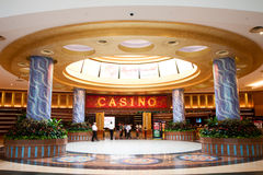 Casino Royalty Free Stock Photography