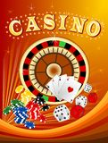 Casino 3 Stock Photography