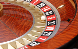 Casino. Detail in the american Caribbean Royalty Free Stock Images