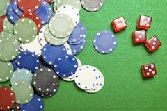 casino Imagem de Stock Royalty Free