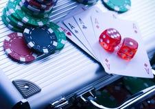 Casino fotos de archivo
