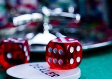 In the casino Stock Photos
