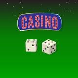 casino Διανυσματική απεικόνιση