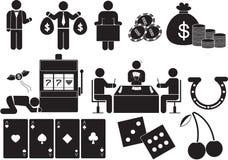 casino illustration libre de droits