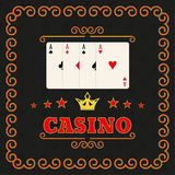 casino Photo stock