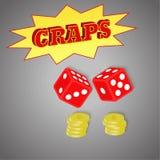 casino Illustration Stock