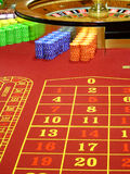 Casino Fotografia de Stock Royalty Free